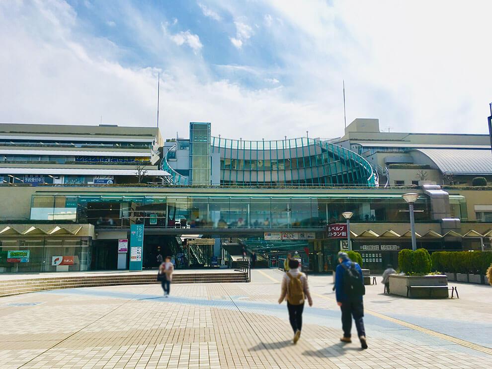 グリナード永山のグリナード広場4階