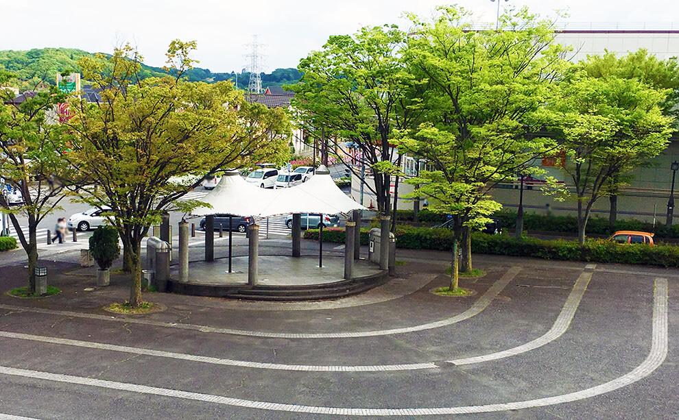 城山公園広場2