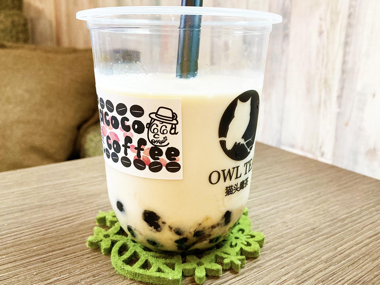 イマコココーヒーの夏の新メニューが面白い!自分で作るシロップかけ放題かき氷や、OWL TEAタピオカドリンクも!!
