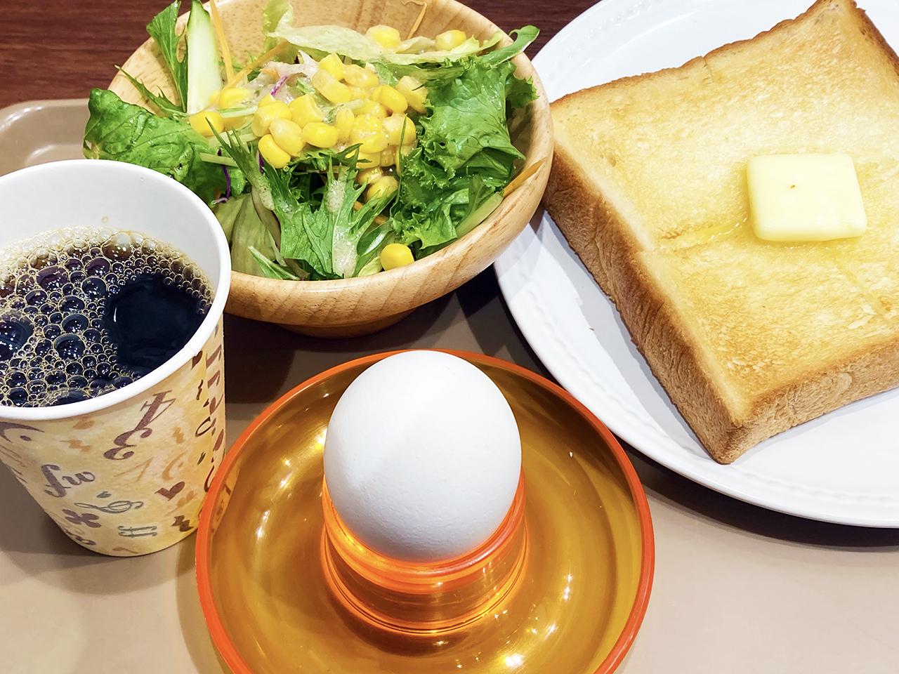 多摩センターでしっかり朝ごはん♪パン工房ベルベのモーニング
