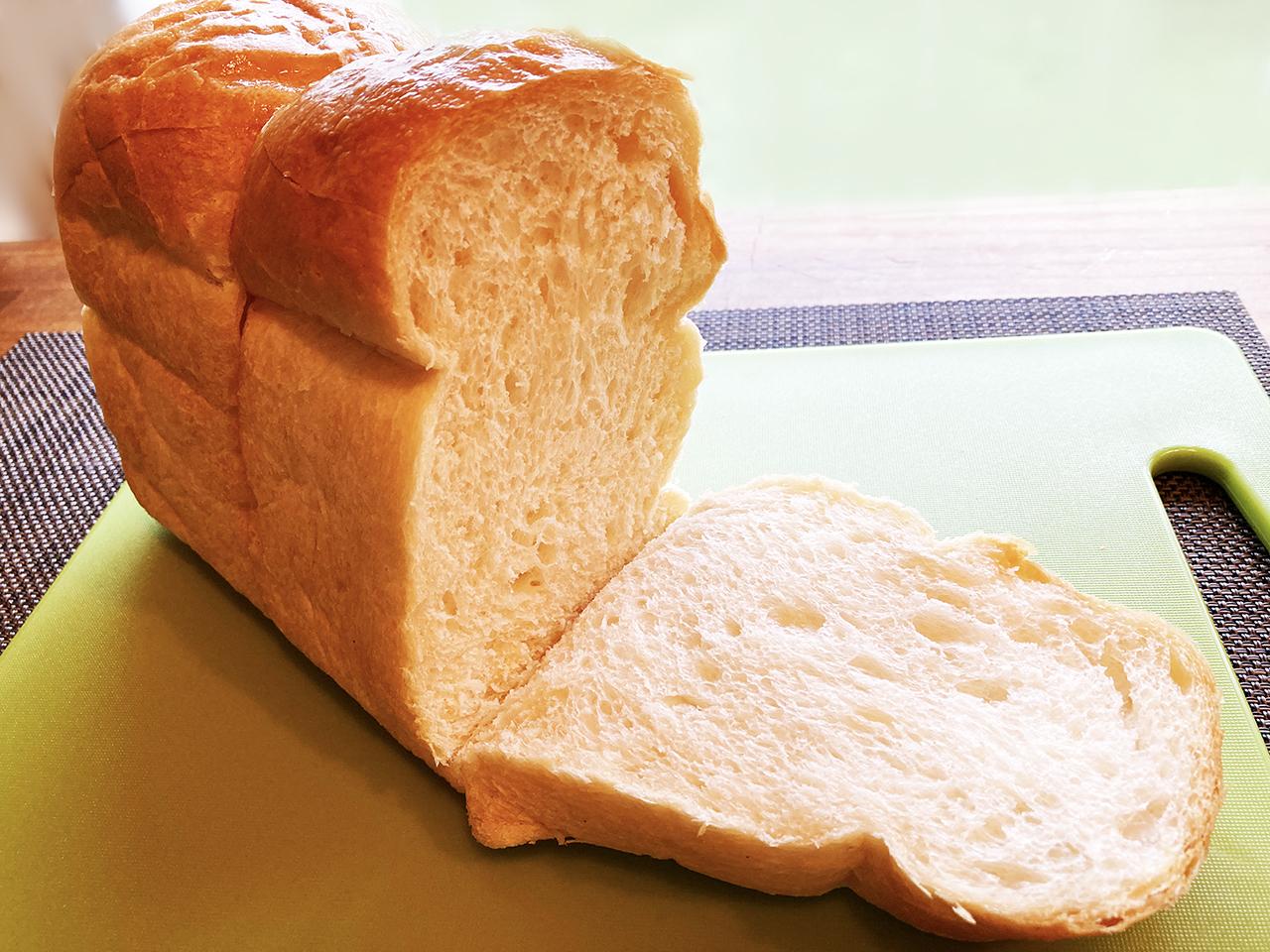 技あり食パンがあるお店!馬引沢『メルクのパン』