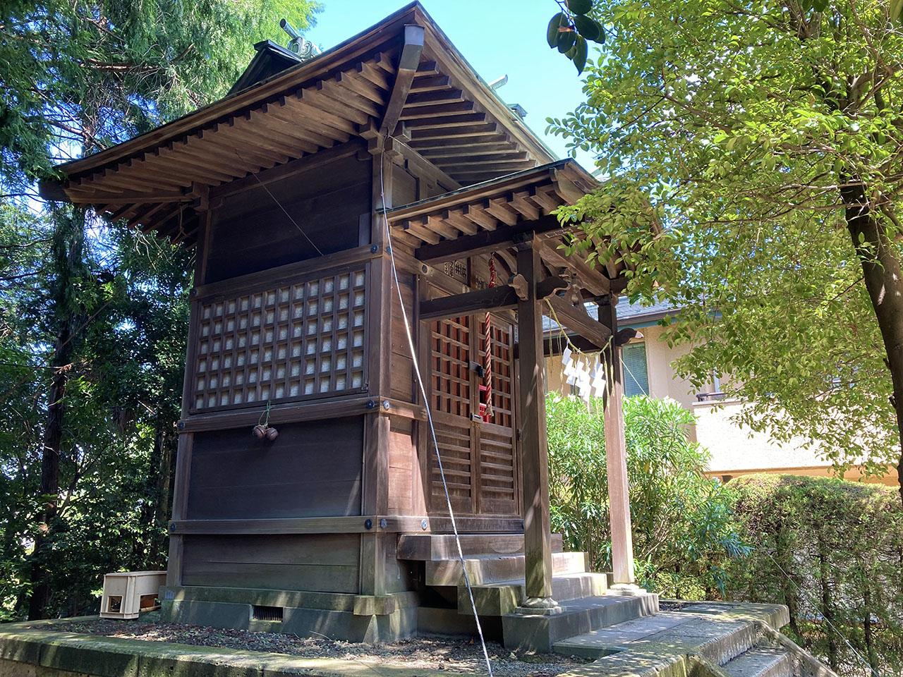 関戸熊野神社金毘羅宮