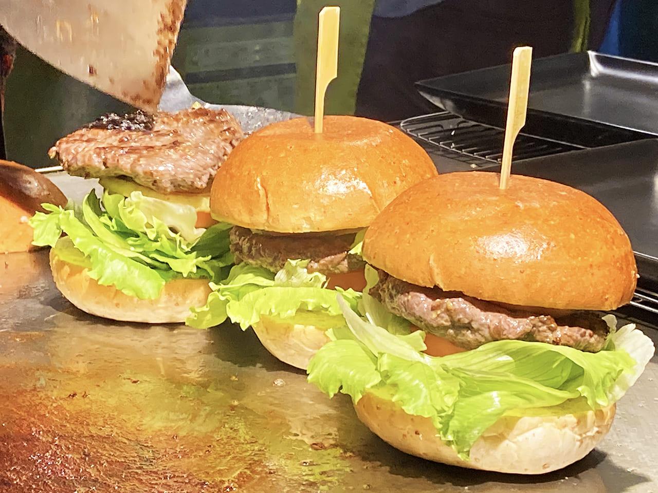 鉄板焼屋さんが作る鉄板バーガー?!聖蹟桜ケ丘『ぼんのてい』のクラフトバーガーがウマい!
